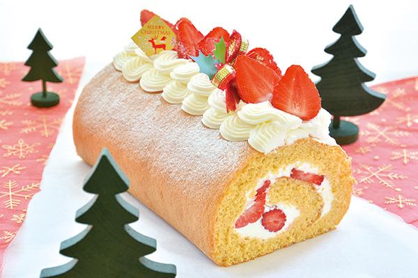 つまんでご卵ケーキ工房クリスマスケーキ いちごノエル