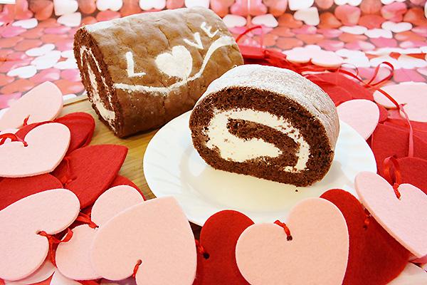 【つまんでご卵ケーキ工房】ハッピーバレンタイン