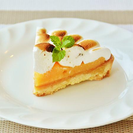 つまんでご卵ケーキ工房レモンのタルト