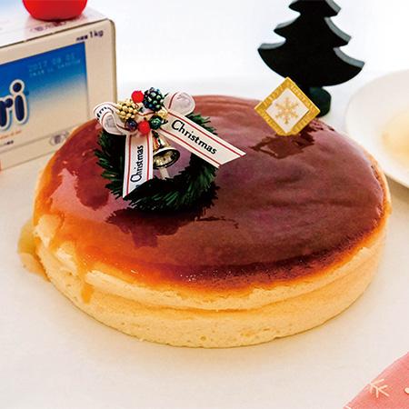 つまんでご卵ケーキ工房クリスマスケーキ